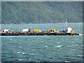 SX4853 : Mountbatten Pier, Plymouth, Devon by Christine Matthews