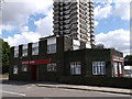 TQ4279 : Henley Arms Public House, North Woolwich by David Anstiss