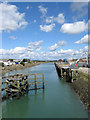 TQ4401 : North Quay by Simon Carey