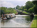 ST9761 : Caen Hill locks, Devizes by Simon Mortimer