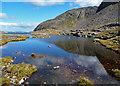 NG9649 : Lochan on Bealach Mor : Week 35