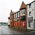 TA2711 : Former TC'S Club, Grimsby by Dave Hitchborne