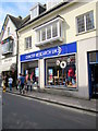 SX8751 : Cancer Research UK Shop, Dartmouth by Roy Hughes