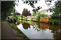 SJ8747 : The Trent &amp; Mersey Canal by Glyn Baker