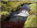 NN8487 : Water chute on Allt Lorgaidh above Glen Feshie, Aviemore by ian shiell