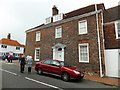 TQ9017 : Periteau House, High Street Winchelsea by PAUL FARMER
