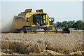 TA1124 : Combining near Goxhill Haven : Week 36