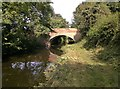 SK6279 : Bridge 47 over Chesterfield Canal at Osberton Hall by Chris Morgan