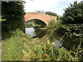 SK6179 : Bridge 46 on Chesterfield Canal by Chris Morgan