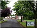 SJ8145 : Keele Golf Centre by Claire MacNeill