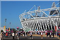 TQ3784 : Olympic Stadium by Oast House Archive