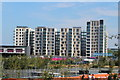 TQ3784 : Olympic Village by Oast House Archive