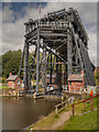 SJ6475 : Anderton Boat Lift by David Dixon