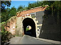 SE4623 : The rail bridge on Water Lane by Ian S
