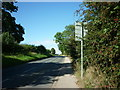 SE4720 : Carleton Road towards Carleton by Ian S