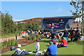 TQ3784 : Park Live East, Olympic Park by Oast House Archive