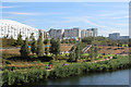 TQ3785 : Park Live East, Olympic Park by Oast House Archive