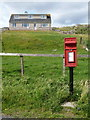 NB1937 : Tolstachaolais: postbox &#8470; HS2 62 by Chris Downer