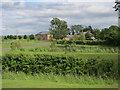 TL2556 : Moor Farm and Gransden Park by Hugh Venables