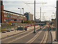 SJ8598 : Metrolink Station, New Islington by David Dixon