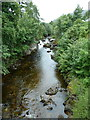 NO1591 : Clunie Water, Braemar by Alexander P Kapp