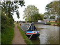 SP5365 : Working Narrow Boat Hadar moored at Braunston by Keith Lodge