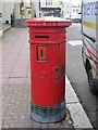 TQ3104 : Victorian postbox, Bartholomews, BN1 by Mike Quinn
