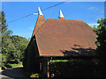 TQ6468 : The Oast House, Nurstead Church Lane, Meopham by Oast House Archive