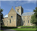 SK8881 : Church of St. Mary, Stow by David Wright