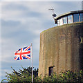 TQ6503 : Martello Tower number 60, Pevensey Bay by Oast House Archive
