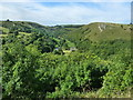 SK1871 : View of the Wye Valley from Monsal Head by Ruth Sharville