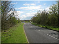 SP2086 : Packington Lane south of M6 looking south by Robin Stott