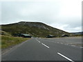 NO1378 : A93 approaching Glen Shee Ski Centre by Alexander P Kapp
