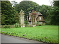 SD6079 : Former Gatehouse at Underley Park by Ian S
