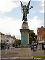 TV6198 : War Memorial, Devonshire Place, Eastbourne by David Dixon