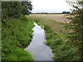 SK7851 : Middle Beck, Hawton  by Alan Murray-Rust
