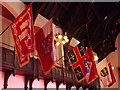 NJ9406 : Twin Town Flags by Colin Smith
