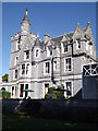 NJ8901 : Ardoe House - Scottish Baronial by Colin Smith