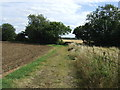 TL0863 : Footpath to London End by JThomas
