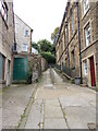 SK2168 : Footpath - Buxton Road by Betty Longbottom