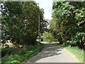 TL0459 : Lane near Manor Farm by JThomas
