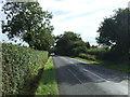 TL1159 : Little Staughton Road towards Colmworth by JThomas