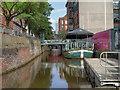 SJ8497 : Rochdale Canal, Village Quarter by David Dixon