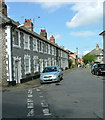 TG0738 : Houses in Albert Street, Holt by Dave Fergusson