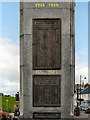 ST1586 : Caerphilly War Memorial by David Dixon
