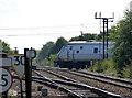 SK8055 : Newark Crossing  by Alan Murray-Rust