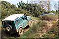 TQ5012 : Off road display, Laughton Show by Oast House Archive