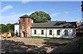SK8054 : Mount School buildings  by Alan Murray-Rust