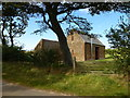 TF7141 : Field barn on Holme Road, Holme Next The Sea by Richard Humphrey