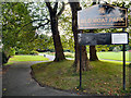 SJ8493 : Old Moat Park, Withington by David Dixon